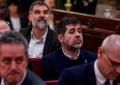 """Tribunal: Los acusados del Procés lucirán lazos amarillos al ser """"símbolos ideológicos"""""""