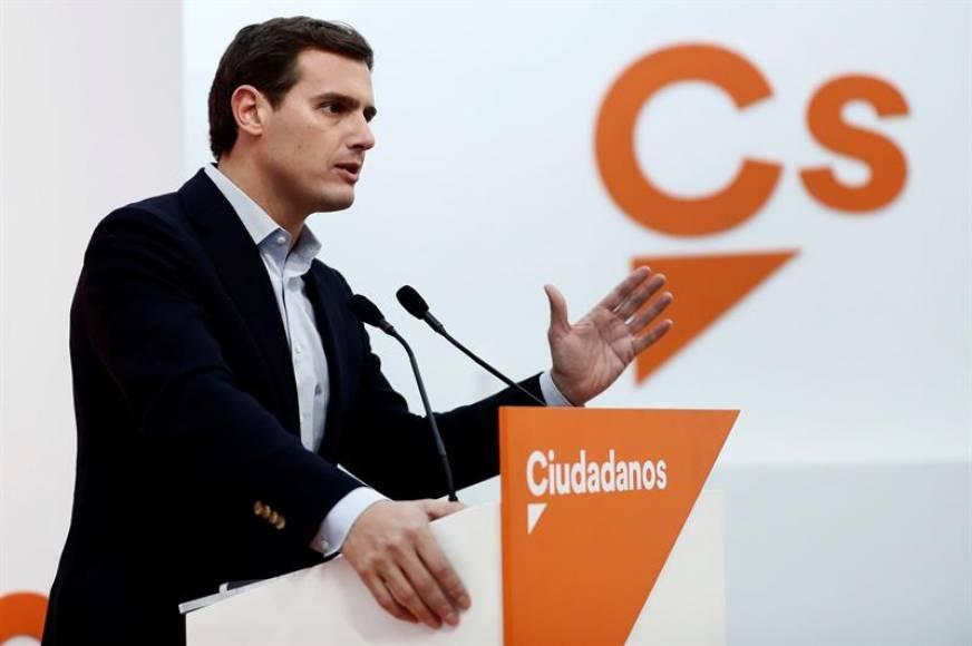 """Cs pide comparecencia urgente de Sánchez por aceptar """"mediador internacional"""" en el Procés"""