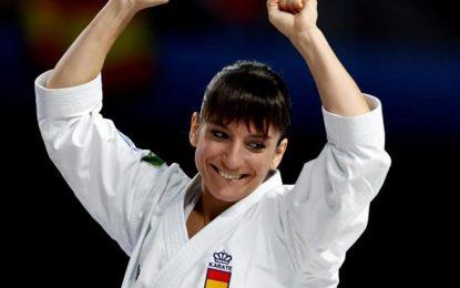 La española Sandra Sánchez, medalla de Oro