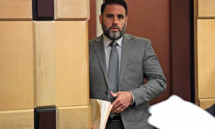 FOTOGRAFÍA. EEUU, MAYO DE 2019. En la imagen, el hispano-estadounidense Pablo Ibar, condenado este mes de mayo de 2019 a cadena perpetua por triple asesinados. Pablo Ibar. Efe