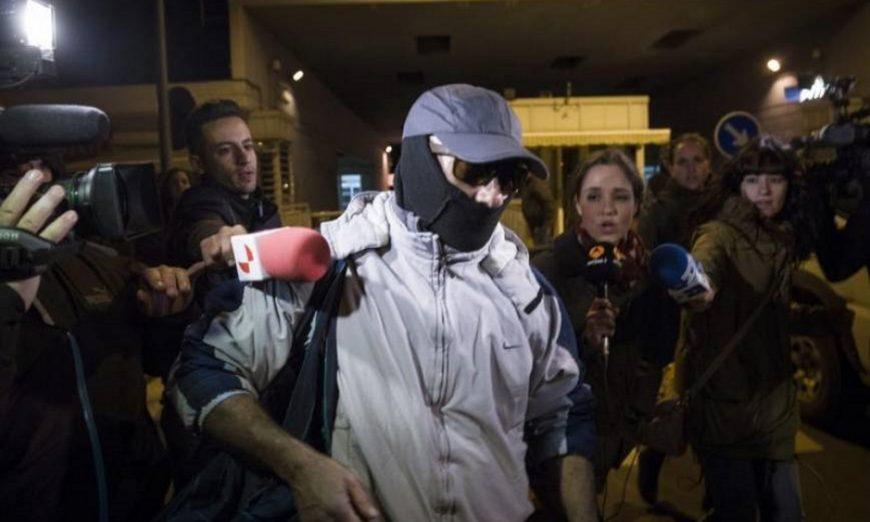FOTOGRAFÍA. MADRID (ESPAÑA), AÑO 2013. Vista de Pedro Luis Gallego Fernández, conocido como 'el violador del ascensor', Pedro Luís Gallego Fernadez. Efe.