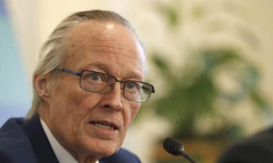 FOTOGRAFÍA. MADRID (ESPAÑA), AÑO 2019. El exministro, empresario y economista del gobierno del PP, Josep Piqué. Efe.