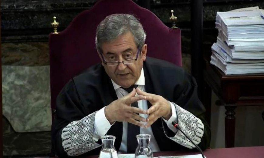 FOTOGRAFÍA. MADRID (ESPAÑA), TRIBUNAL SUPREMO, 04.06.2019. Imagen tomada de la señal institucional del Tribunal Supremo. Efe.