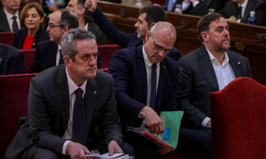 FOTOGRAFÍA. MADRID (ESPAÑA) TRIBUNAL SUPREMO, MAYO DE 2019. El exconsejero de Interior del gobierno golpista cesado el 27 de octubre de 2019 por el Artículo 155. Efe