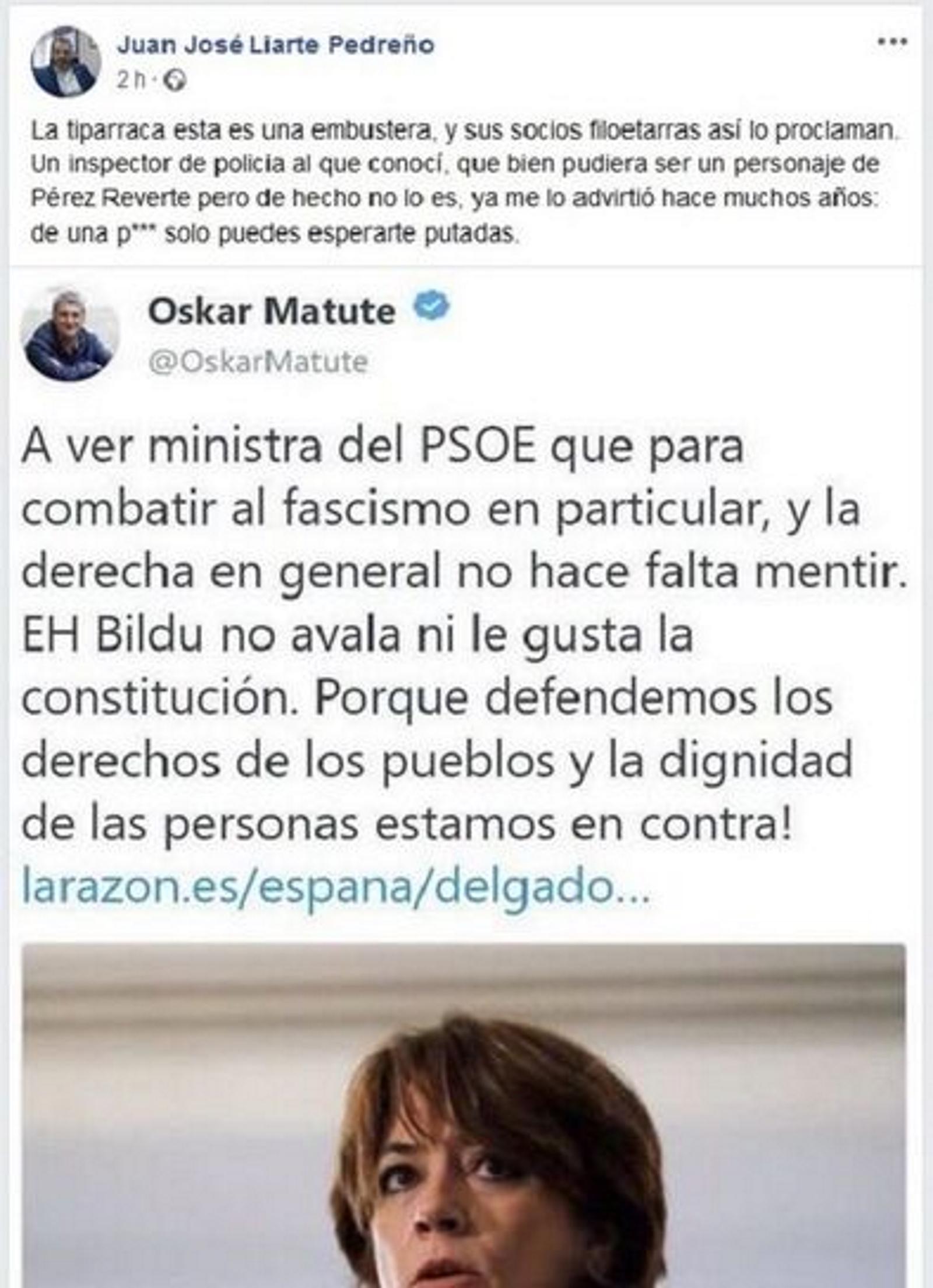 FOTOGRAFÍA. MURCIA (ESPAÑA), 23.07.2019. La Fiscalía estudia presentar una querella contra el portavoz de Vox en Murcia, Juan José Liarte, por supuestos insultos. Ñ Pueblo
